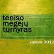 2012 vasara (turnyro logo)