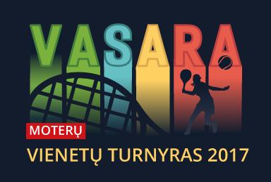 TenisoNamai.lt Moterų Vasaros 2017 turnyras