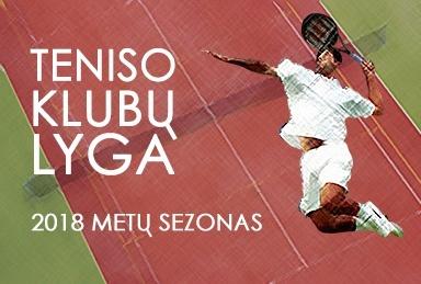 Teniso klubų lygos 2018 m. sezonas
