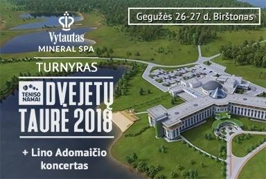 Vytautas Mineral SPA turnyras 2018