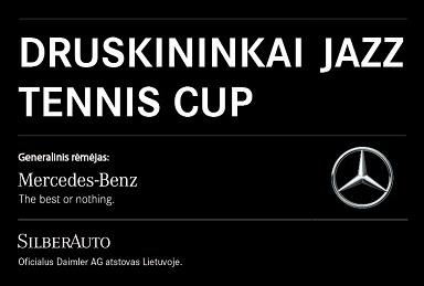 Druskininkai Jazz Tennis Cup 2018 (vyrai)