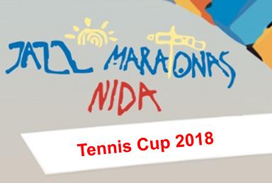 Nida Jazz Tennis Cup 2018