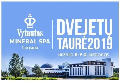 Vytautas Mineral SPA turnyras 2019