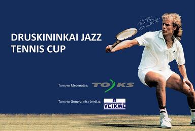 Druskininkai Jazz Tennis Cup 2020
