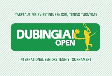Dubingiai Open 2020