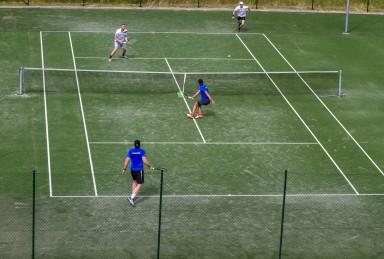 Birštone vyko teniso dvejetų taurės turnyras_Michailo Levino nuotr.