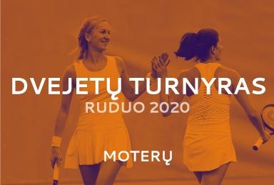Ruduo 2020 • Moterų