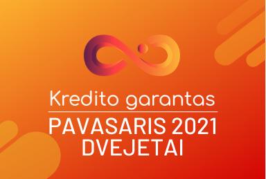 """""""Kredito garanto"""" pavasario dvejetų 2021 turnyras"""